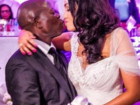 Adams Oshiomhole Is 69 Today, See Photos Of Him And His Foreign Wife, Iara Fortes Oshiomhole
