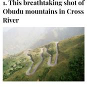 Check Out 10 Pictures That Prove Nigeria Is A Very Beautiful Place