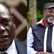 DP Ruto Allies Protest Over Caleb Kositany's Ouster, Sends This Message To Raphael Tuju and Murathe