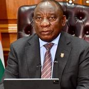 Today's Ramaphosa state of the nation address. From level 3 to level 1. Read more.