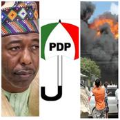 Today's Headlines: 2 Prominent APC Members Defect To PDP, 50 People Kidnapped By Gunmen In Zamfara