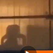 Shadows Of 2 Adults Making Out In A Hotel Captured On Camera From The Streets