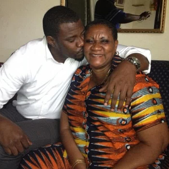 a9f34d629dfd44e19a760961ca3027f4?quality=uhq&resize=720 - Check Out Photos Of John Dumelo's Mother Who Looks Just Like His Son