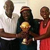La lettre d'Alpha Blondy à Sidy Diallo, l'illustre disparu