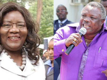 How Mama Ida Odinga And COTU Boss Francis Atwoli Are Related