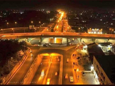 Photos: Check Out Infrastural Projects Undertaken By Gov. Ganduje