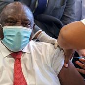 Health Department Allegedly Lying About The J&J Vaccine That Cyril Ramaphosa Took