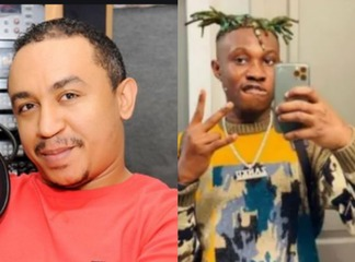 Daddy Freeze responds after vocalist, Zlatan Ibile considered him the Gillian's in bodily form