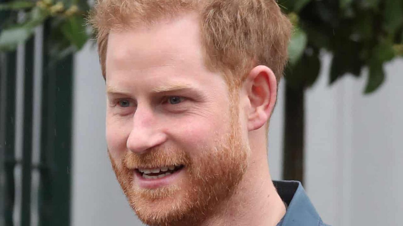 Prince Harry likens life in royal family to 'being in The Truman Show'