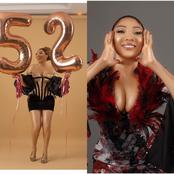 Mercy Eke, Etinosa And Fans React To Pictures Of A 52-years-Old Woman