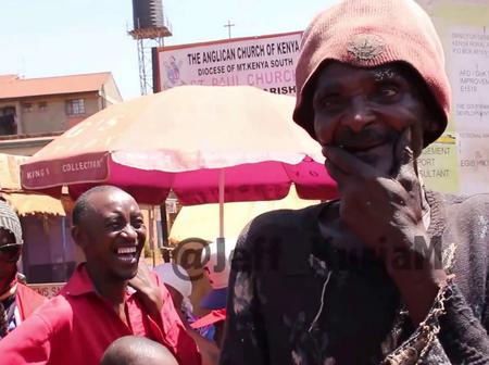 'I Am Married', Gachari Wa Ruaka Says