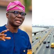 See What Governor Sanwo-olu Has Said Concerning Third Mainland Bridge Maintenance