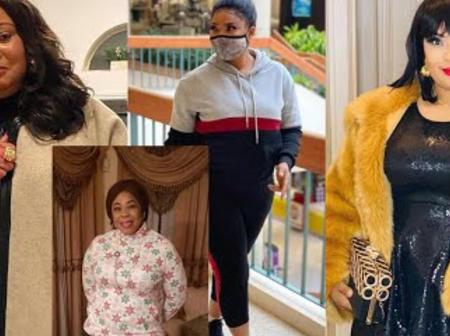 5 Successful Yoruba Actresses Who Relocated Out Of Nigeria In Search Of Greener Pastures.