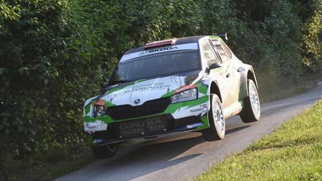 Rallye |Jubelnder Wagner, wütender Baumschlager