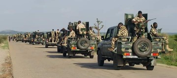 Air Force Destroys Several BokoHaram fighters At Perisu In Sambisa Forest