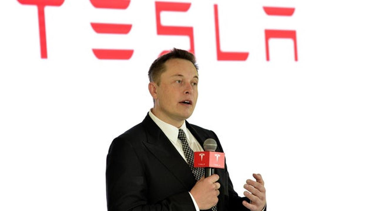 Elon Musk: You don't need a college degree to work at Tesla
