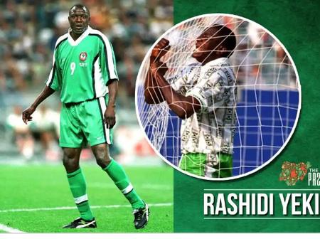 Remember Former Nigerian Forward