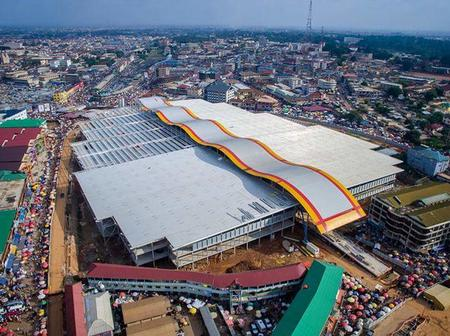 Just in: Angry Kumasi Market traders drag government to COURT to stop work on Kejetia Market project