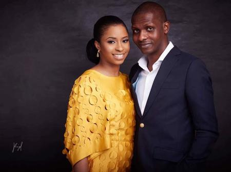 VP Osinbajo Becomes A Grandfather, See His Beautiful Daughter And Her Husband (PHOTOS)