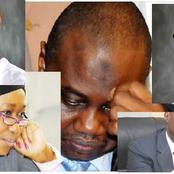 How All The 4 Ex-EFCC Chairs, Including The Only Woman Were Kicked Out Of Office