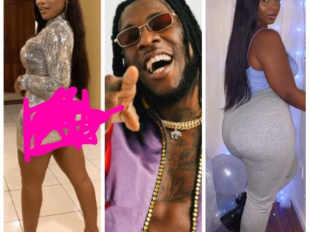 Burna Boy allegedly cheat on his girlfriend, see reactions (Photos)