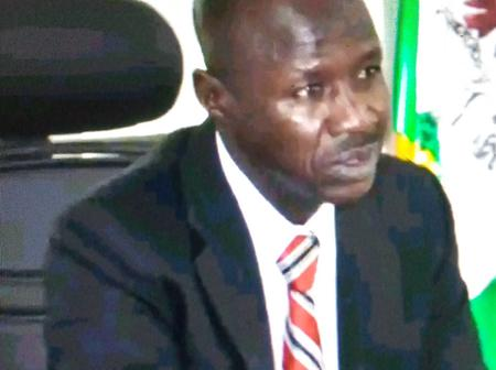 CCB invites Ibrahim Magu, Suspended EFCC Chairman for questioning