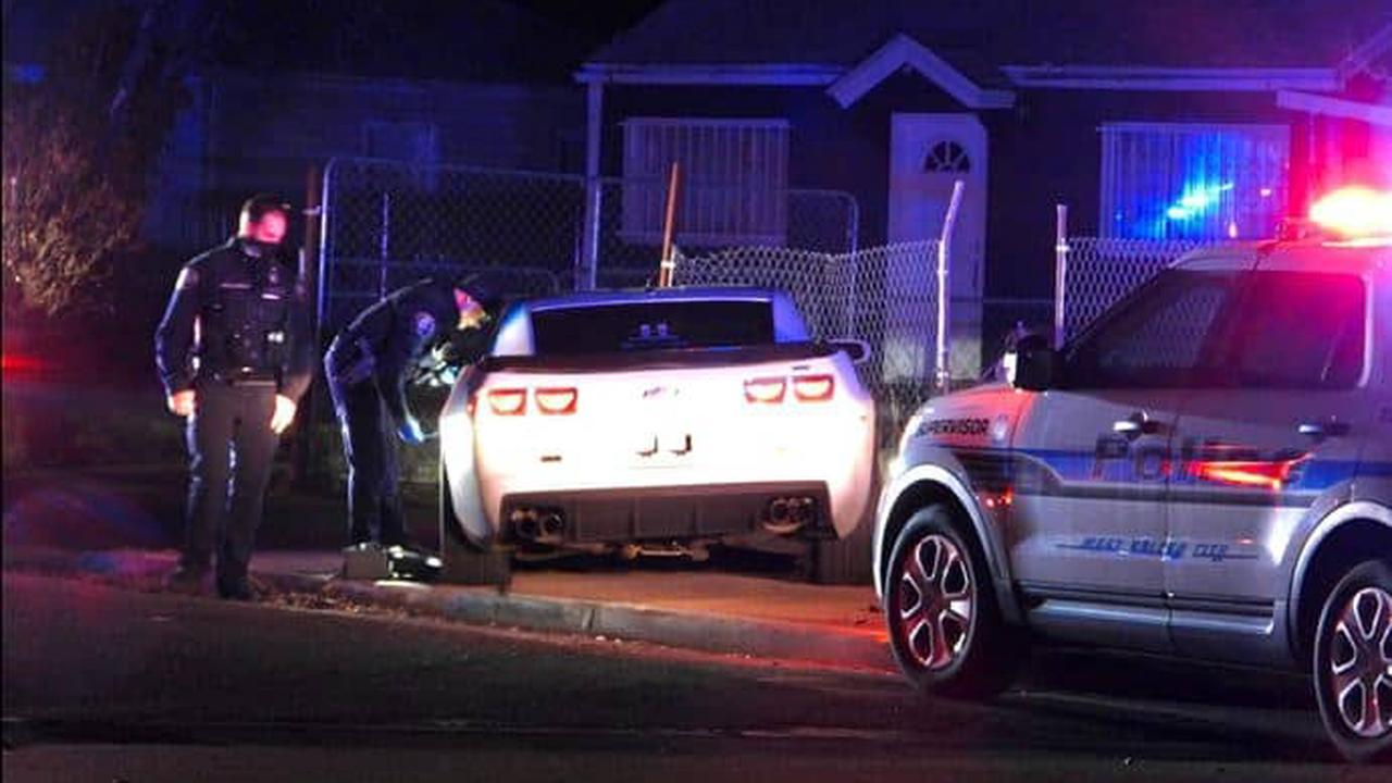 West Valley City officers chase, spike stolen car to Salt Lake City