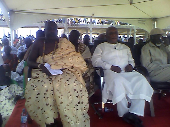 aa390ccb59c1808ff345ba7090399427?quality=uhq&resize=720 - Photos:Meet Nii Tetteh Otu II, The Chief Who Walked Out On Akufo-Addo Over Failed Promise