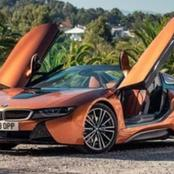 Alpina confirms it was developing a powerful BMW i8