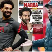 Liverpool Set To Rival Man United's Long Time Target In Bid For Salah's Replacement