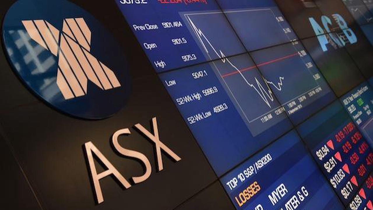 ASX under pressure as mining giants reel from dive in iron ore price