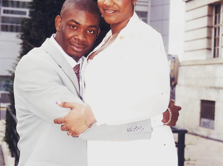 Check Out The Recent Photos Of Don Jazzy's Ex-wife That He Married When He Was 20-years-old