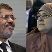 لن تصدق ما فعلته زوجة مرسي في قصر الرئاسة وهذا رد فعل الموظفين