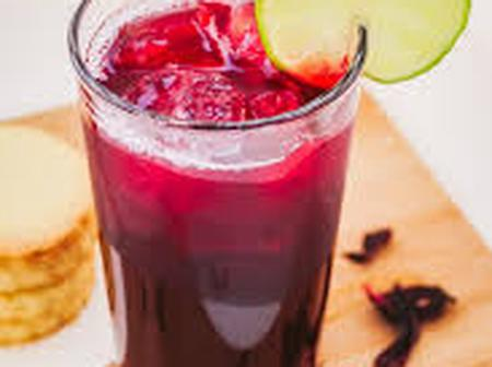Have You Seen The Way Other People Drink Zobo In Europe? Check Out Some Other Ways Of Enjoying It