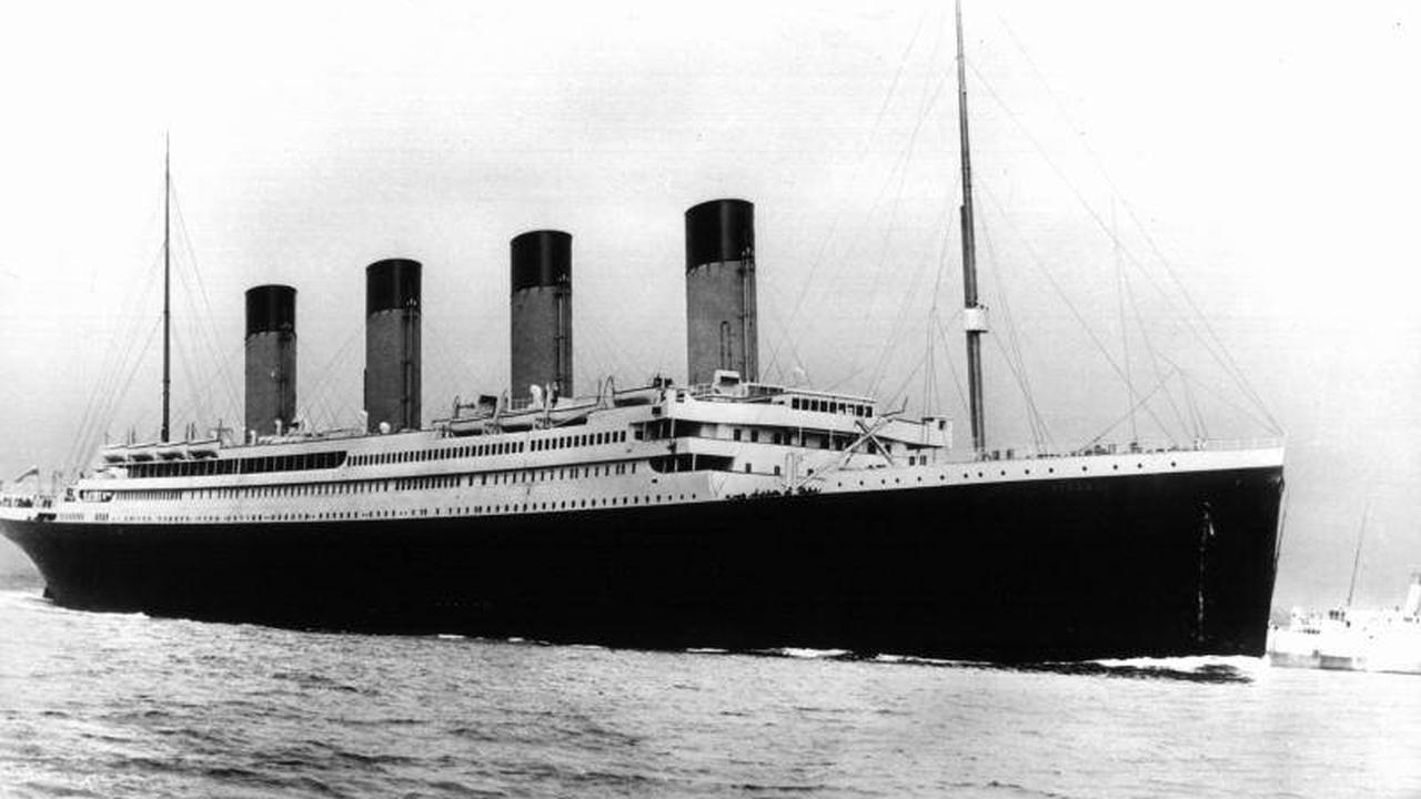 """Drei Verletzte: Eisberg in """"Titanic""""-Museum in den USA stürzt ein"""