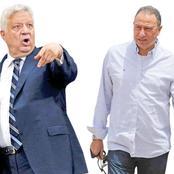 مرتضى منصور يهاجم الخطيب ويفعل مثله.. حيرتنا معاك