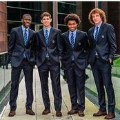 Throwback to when Chelsea had 4 Brazilians in their first team