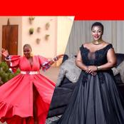 Dawn Thandeka kills in these dresses she's got take a look at her recent pictures