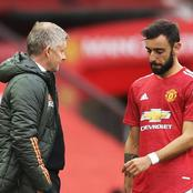 Manchester United May Not Release Bruno Fernandes To Portugal For This Reason.