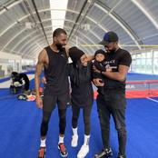The Ex-BBNaija Housemate's First Child Is 6 Months Old Today (Photos)