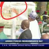 Opinion: This Could Be The Reasons Why The Birds Refused To Fly During Armed Forces Remembrance Ceremony