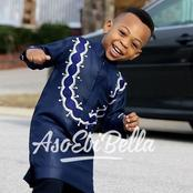 20 Cute And Stylish Native Wear For Your little Boys.