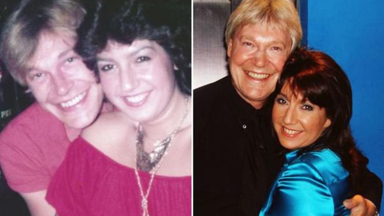 Jane McDonald's heartfelt love story with late fiancé Ed Rothe