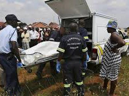 TRAGIC! Two bodies of girls aged 10 found burnt beyond recognition in Atteridgeville-Pretoria West.