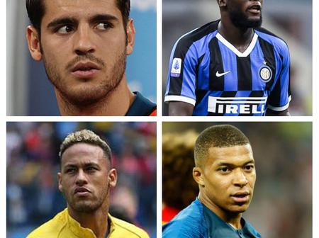Sports News: Top 10 Highest Combined Transfer Fees In Football, See The Top Three.