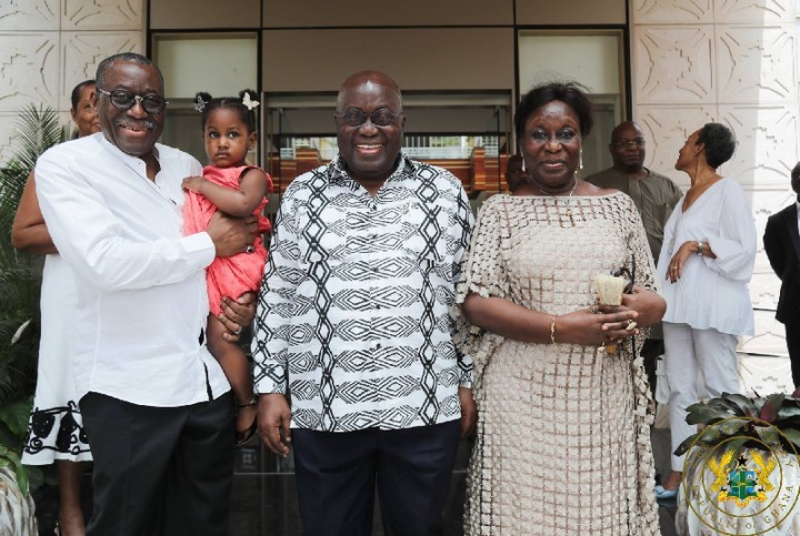 aa7a2c70abd84416d85caf09f7f9fcfb?quality=uhq&resize=720 - Photos: Meet President Akufo-Addo's siblings from the oldest to the youngest