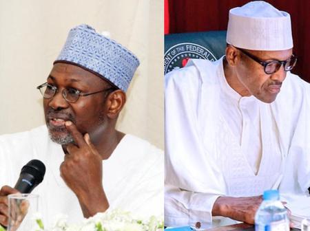Former INEC Chairman, Attahiru Jega Breaks Silence, See What He Said About Buhari That Got Reactions