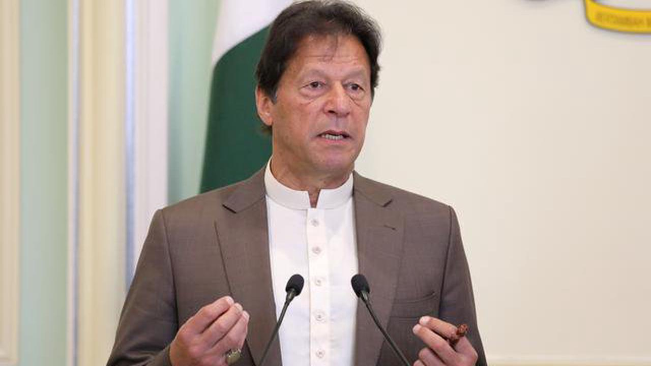 Pakistani PM Khan criticised over comments blaming 'obscenity' for rape