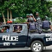 Photos Of Weapons And Cars Used By Nigerian Police And Other Police Forces Around The World