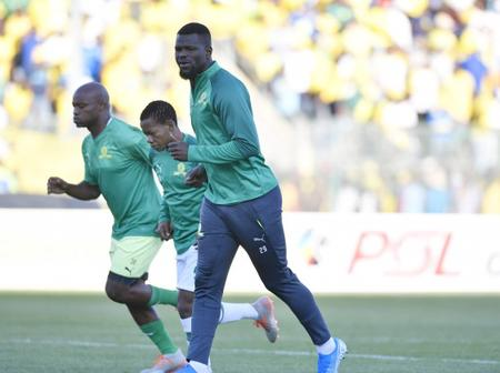 Sundowns are guarding against releasing players.